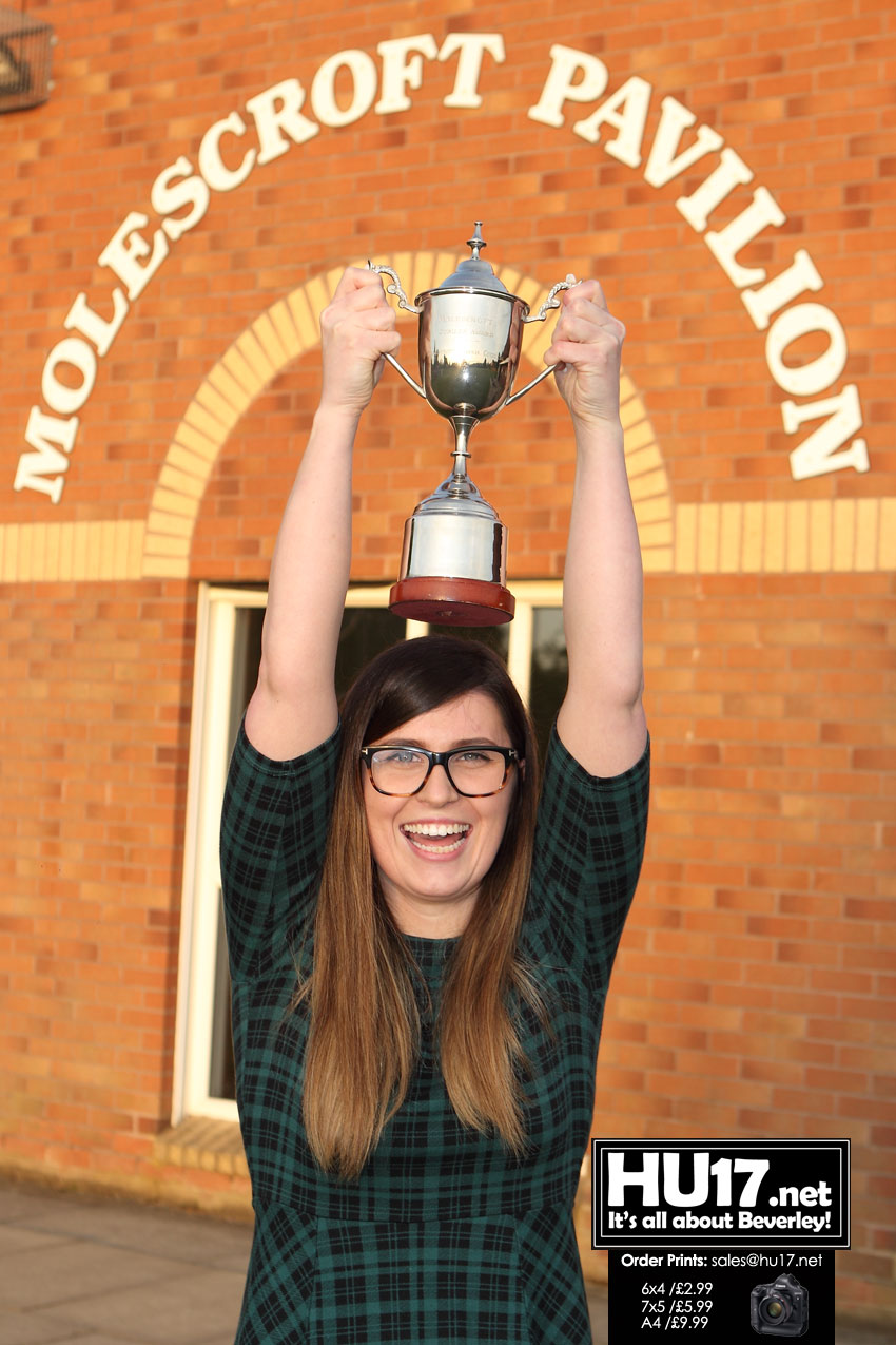 Molescroft News Awarded The Millennium Cup