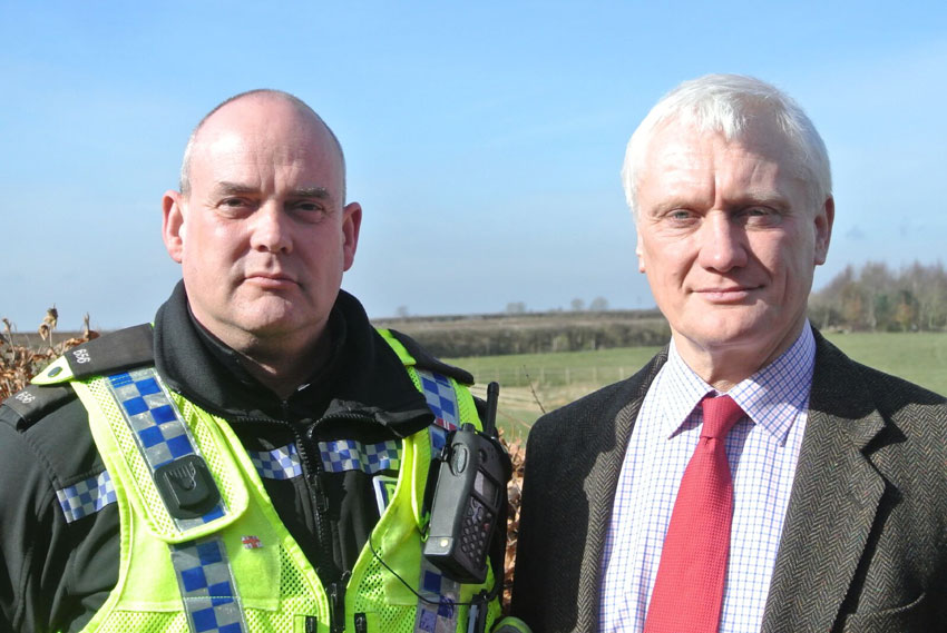 Police Report Shows The Scale Of Hare Coursing Across This Area