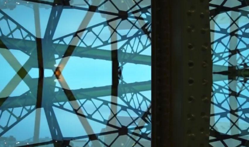 Stunning Open Bridges Film Showcase At Beverley Art Gallery
