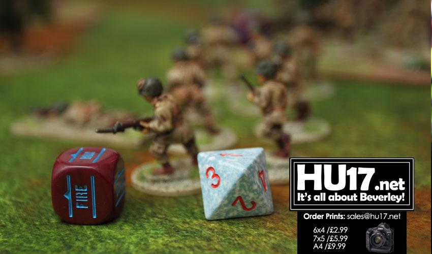 Ambush! - Get Ready To Do Battle At Wargamer Weekender
