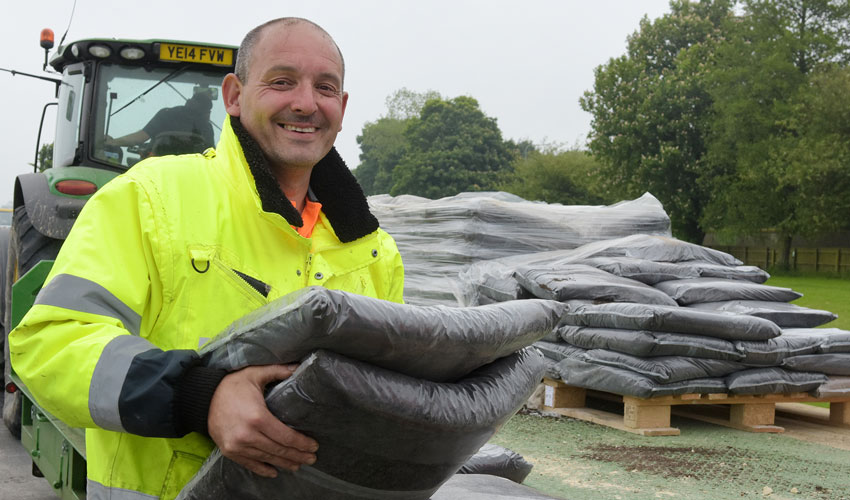 Residents Across The East Riding Claim Thousands Of Free Bags Of Compost