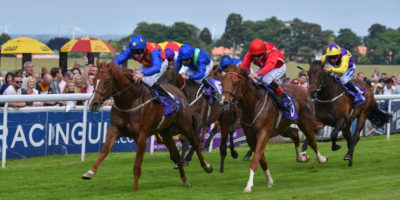BEVERLEY RACES : Jungle Inthebungle Rules At Beverley