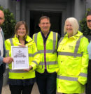 Beverley Street Angels Receive Over £500 Following Kings Head Incentive