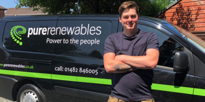Gas Engineer From Hull Takes One Step Closer To Being Named Britain's Top Tradesperson