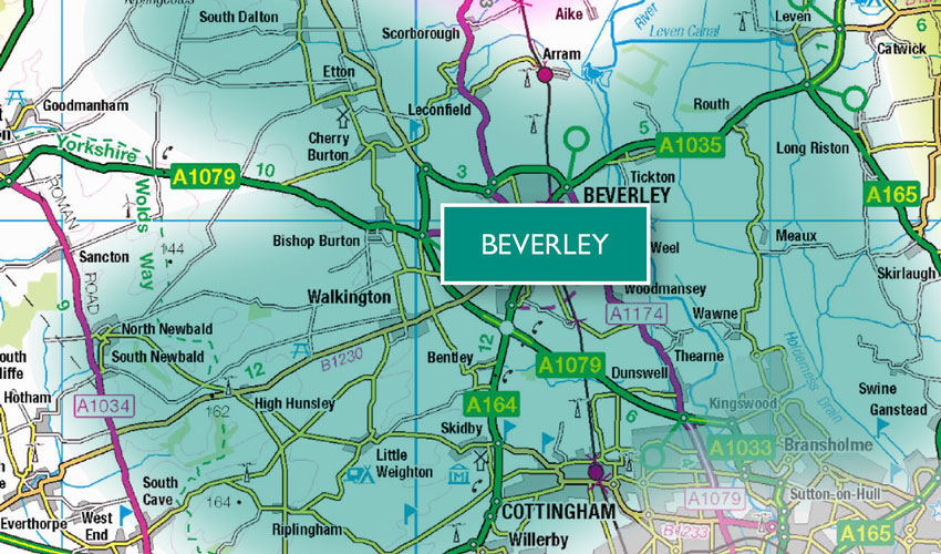 Newly-Updated Cycle Maps Available For Download For Mobile Devices