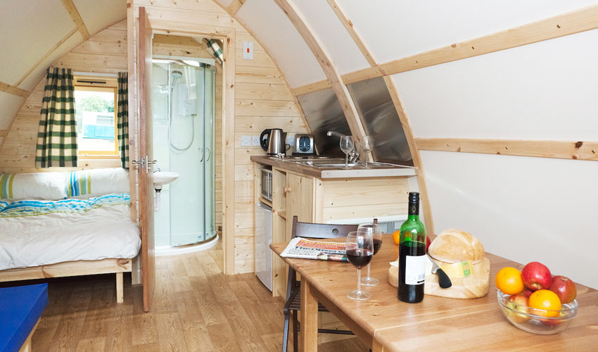 A Chance To Experience Glamping At The Great Yorkshire Show!