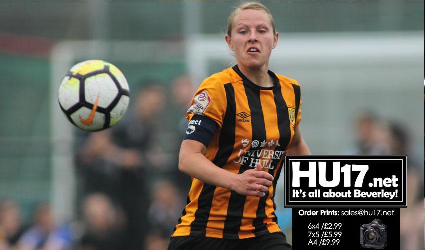 GALLERY : Hull City Ladies Vs FC Donop-Voßheide