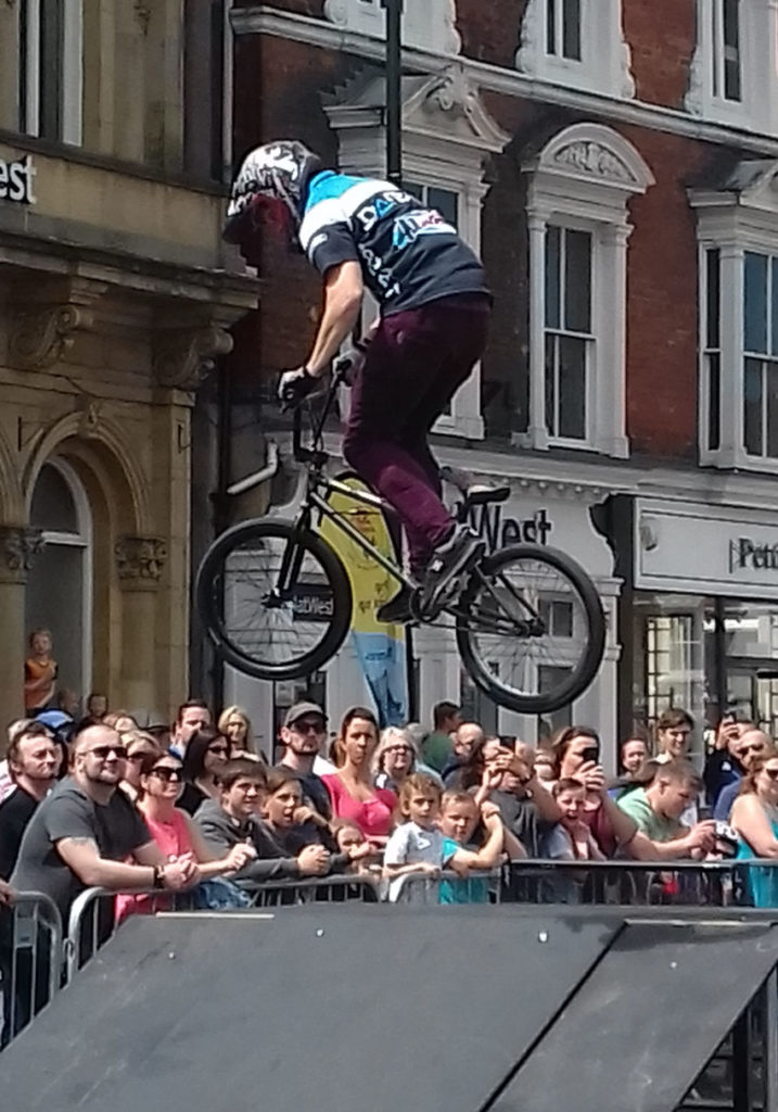 Free Family Bike Festival Taking Place in Beverley This Sunday