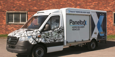 Paneltex Delivered Three World Debuts At Mercedes-Benz Van Experience Live