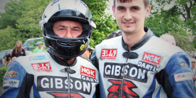 Gibson's Wrap Up Top Ten Finish In Maiden TT Appearance