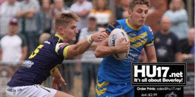 Blue & Golds Grind Out Result Against Spirited Clock Face Miners Side