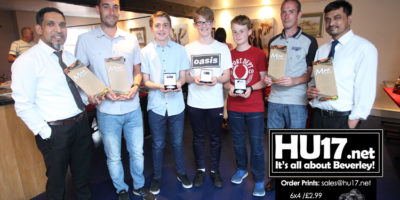 Humber Colts Juniors Celebrate Successful Season At Maa Indian Restaurant