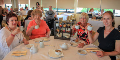 Beverley Racecourse Combats Loneliness With Cake And A Cuppa