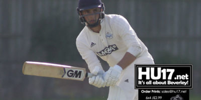 Ray Teal's Cricket Round Up - Beverley Seconds Enjoy Positive Result