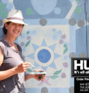 Sweetheart Pin Cushion Mural Will Deliver Poignant Message