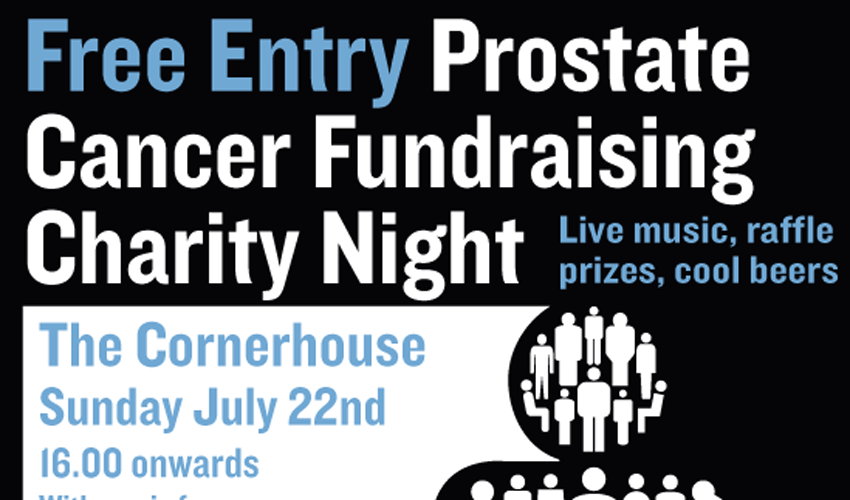 Prostate Cancer To Be Focal Point Of Event At Corner House
