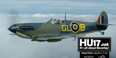 Spitfire – Remarkable Documentary To Be Shown In Beverley