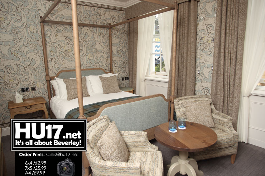 New Look Beverley Arms Hotel – First Impressions