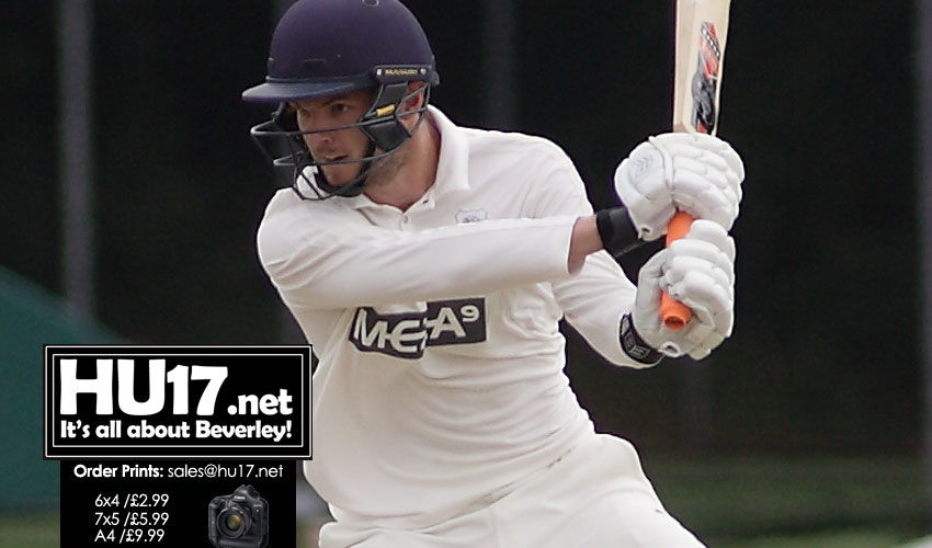 Beverley Town CC Seconds Beat Sewerby By 114 Runs At Norwood