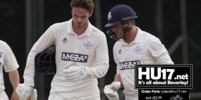 Beverley Town Cricket Club Claim Three Wins Losing Just Ten Wickets