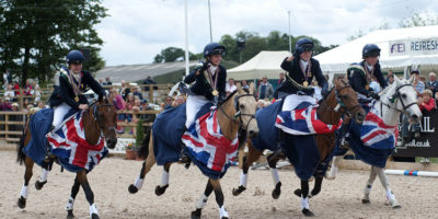 International Equine Competition Expected To Be Watched By Hundreds