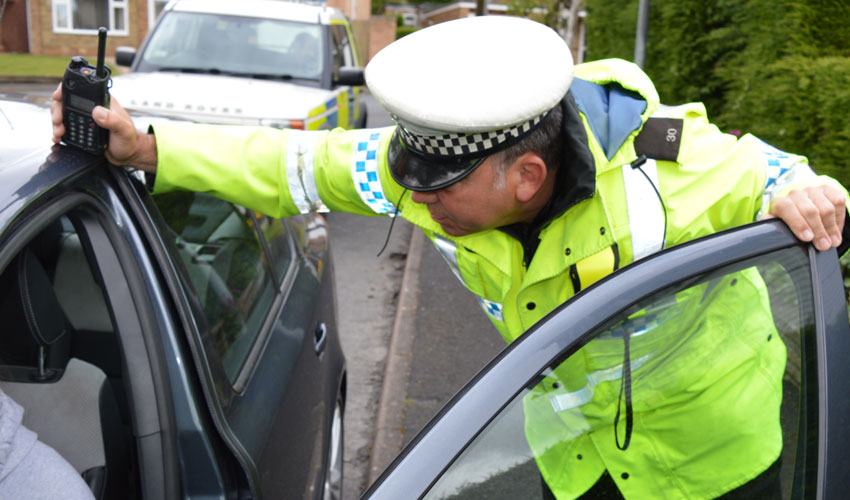 Cheering On England Tonight? - Don't Risk Penalties By Drinking And Driving