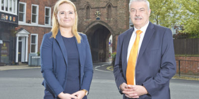 New Recruit Strengthens Services To Lively Commercial Property Sector