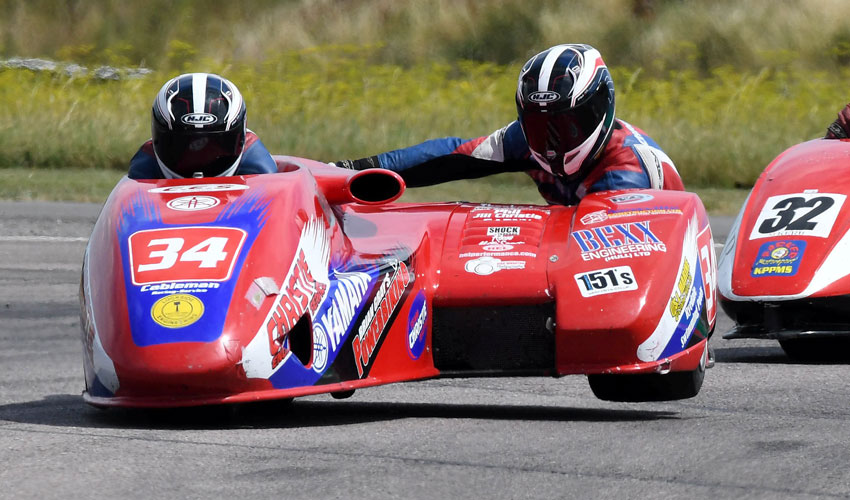 Beverley Riders Take Part In Their Latest Rounds At Thruxton