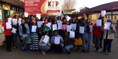 First Aid Instructor Aims To Help The People Of Soweto