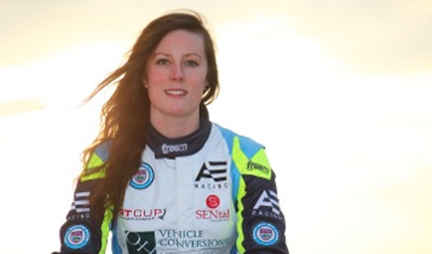 Out To Dinner With GT Racing Driver Abbie Eaton