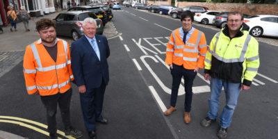 Beverley's £995,000 Road Improvement Scheme Now Complete