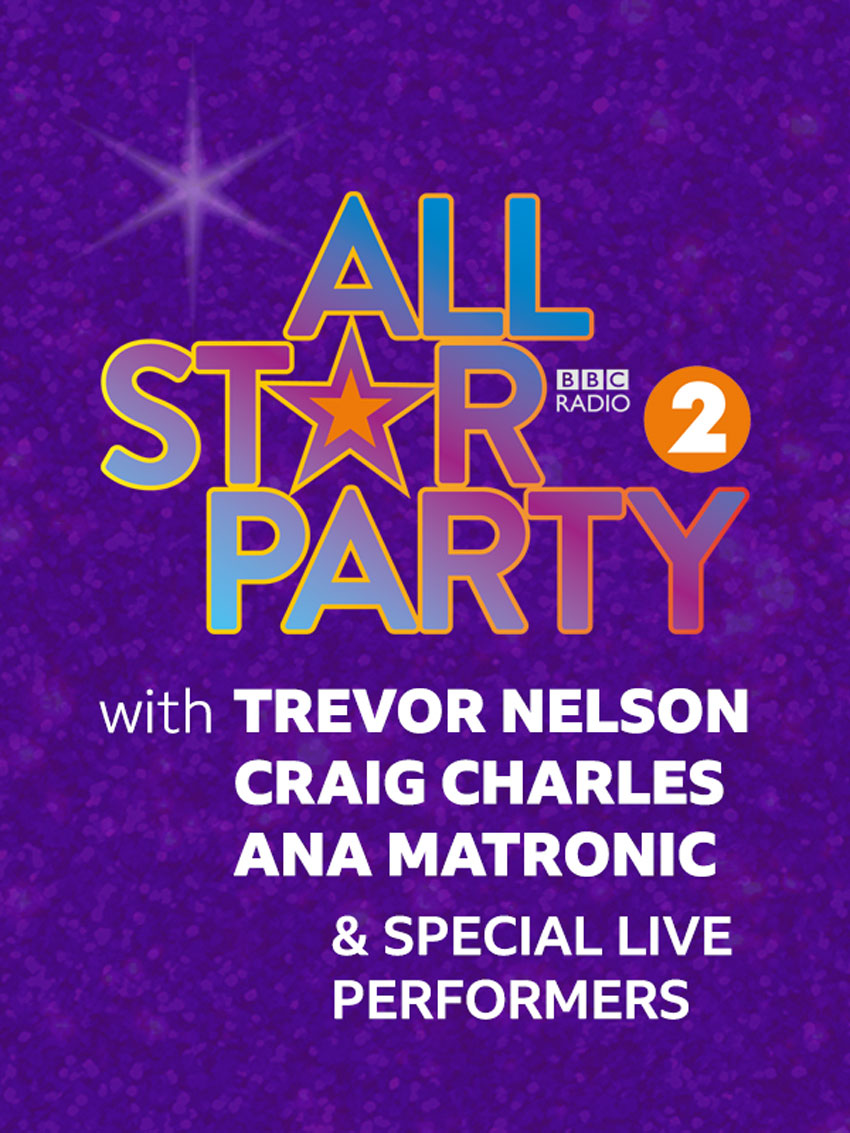 Bridlington Spa To Host Bbc Radio 2's All Star Party