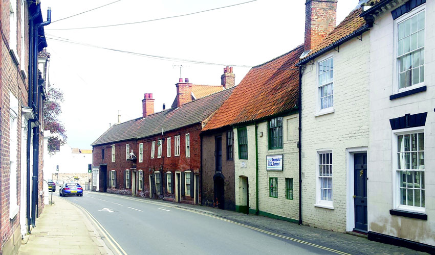 Celebrating The 50th Anniversary Of Beverley's Conservation Area