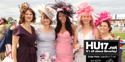 BEVERLEY RACES : Ladies Day 2018 Gallery Two