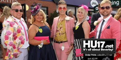 BEVERLEY RACES : Ladies Day 2018 Gallery One