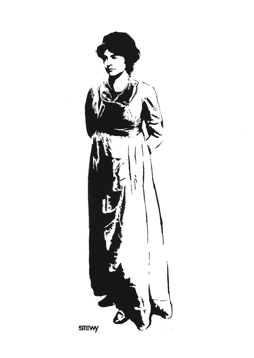 The First Feminist – Mary Wollstonecraft (1759-1797)