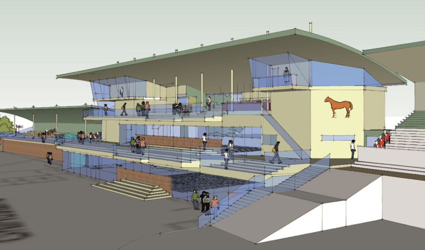 Beverley Racecourse Reveals Plans For New £4.8m Grandstand