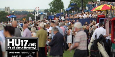 BEVERLEY RACES : Take Cover In Firing Line For Bullet Brace