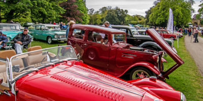 Bridlington Weekend Of Motoring 2018 : Programme Details Revealed