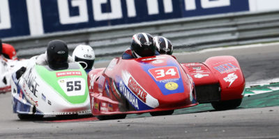 Beverley Brothers Earn Top Five Finish At 'Cathedral of Speed'