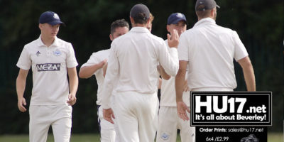 Beverley Town Cricket Club First and Seconds Produce Excellent Wins
