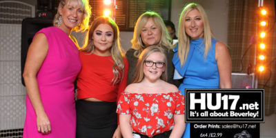 OUT & ABOUT : Ebony Hamlyn Celebrates Her 13th Birthday
