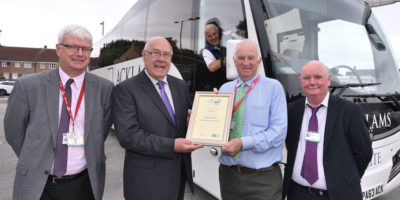 Beverley Awarded Prestigious Coach Friendly Status