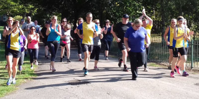 Beverley AC Celebrates Couch To 5k Achievements