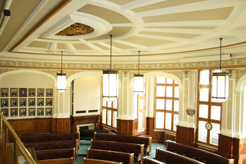 Heritage Open Days : Beverley Guildhall And Council Chamber