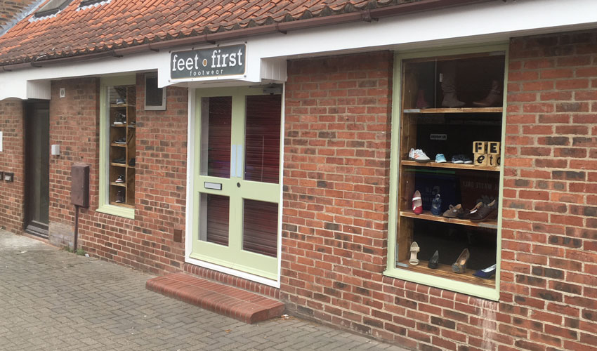 Beverley To Get Affordable Shoe Shop Inspired By Lack Of Choice