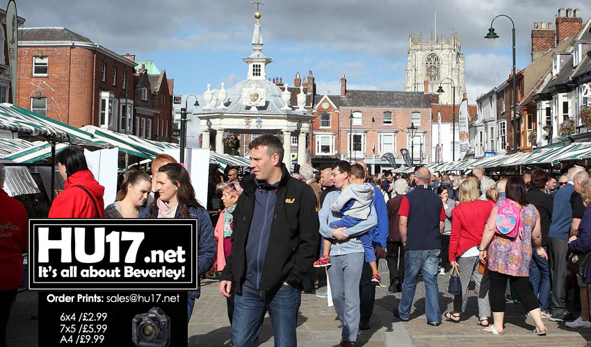 Beverley Food Festival Returns For A 13th Taste-Terrific Year!
