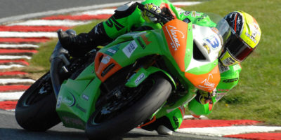 James Westmoreland Enjoys Some Success At Oulton Park