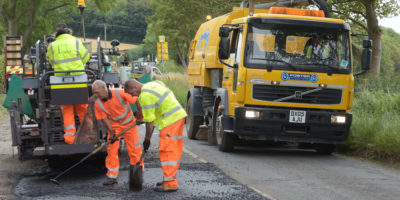 Potholes And Road Repair Project Completion Good News For Drivers