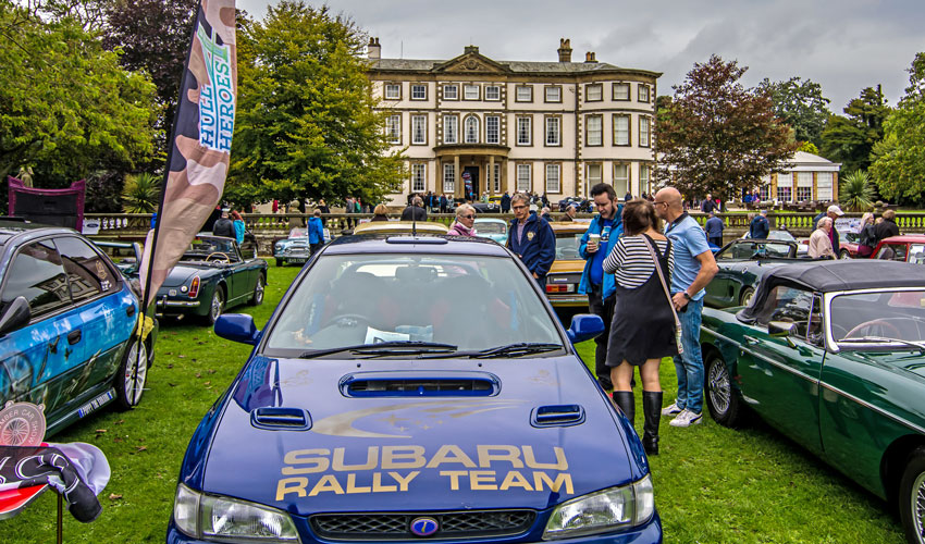 The Bridlington Weekend Of Motoring Returns This Weekend